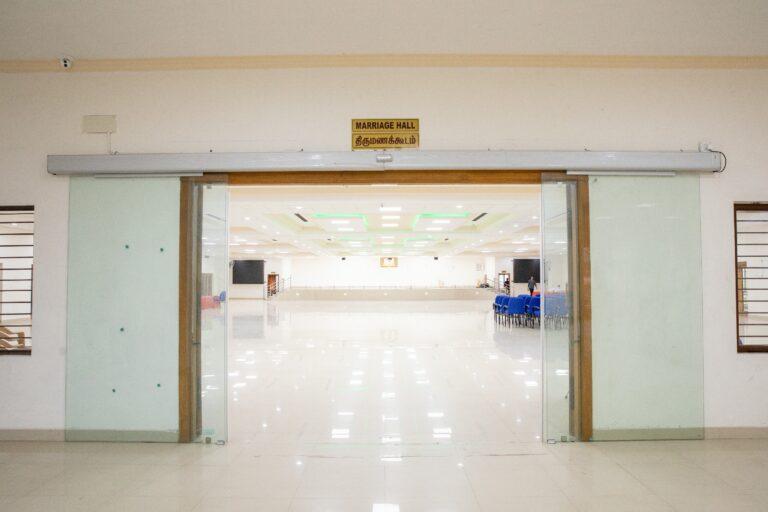 ra puram marriage halls